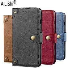Genuine Case Granite Core 62S 55S Ultra 57S 60S Flip Cover Leather Case for Archos Access 50S Oxygen 57 63 68 XL Diamond A50