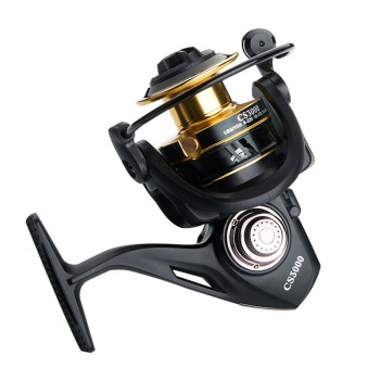 New Spinning Fishing Reel 2000-7000 Series Without Gap Fishing Reel Spinning Wheel Sea Bream Reel Fishing Spinning Reel Coil