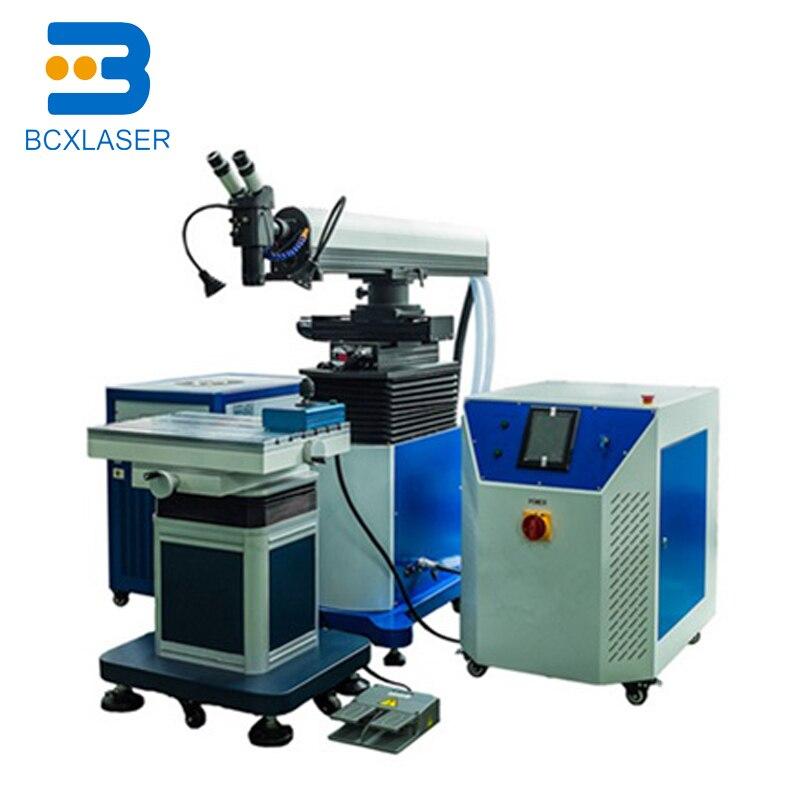 BCXlaser haute qualité CNC bijoux laser soudage machine pour bijoux moule laser soudage machine prix