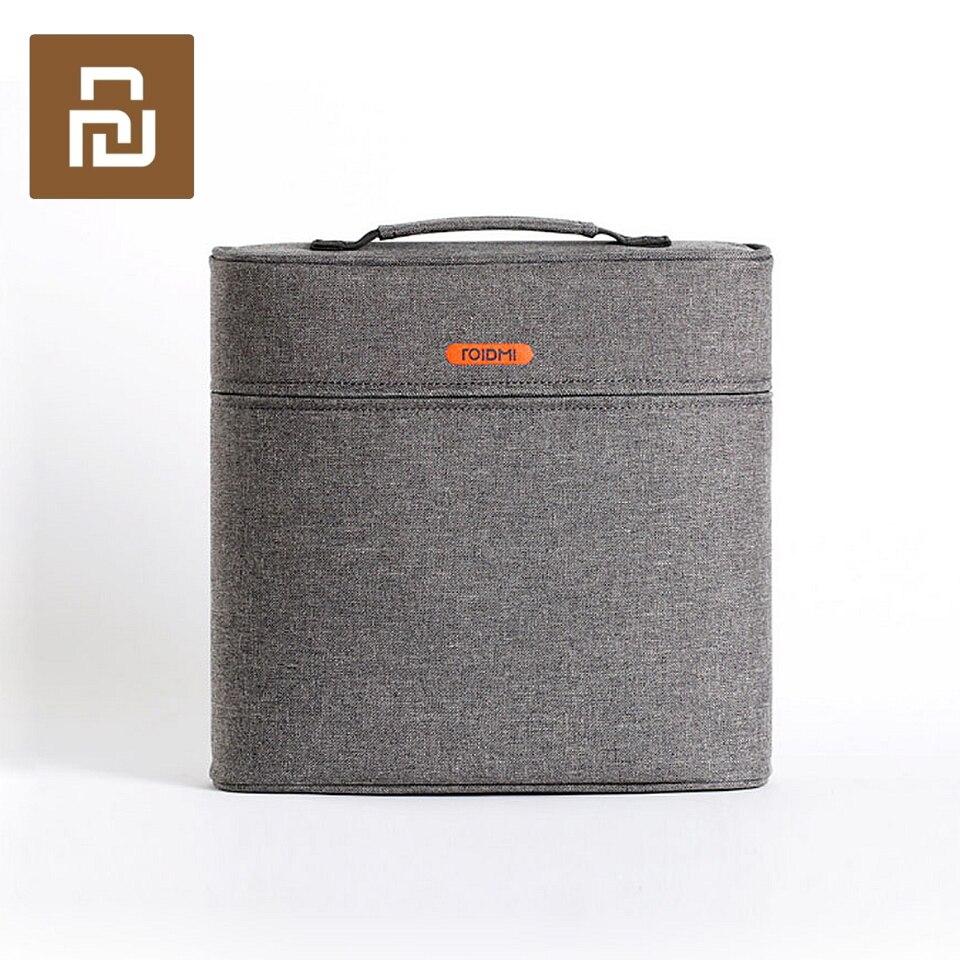 Сумка для хранения аксессуаров Youpin ROIDMI, ручной беспроводной пылесос F8, аксессуары для хранения, водонепроницаемый, пыленепроницаемый|Записные книжки| | АлиЭкспресс
