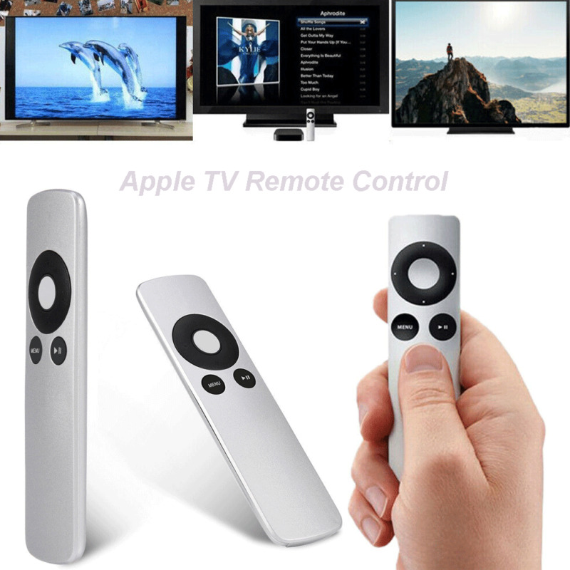 2020 New Replacement Remote Controller A1294 MC377LL/A for Apple TV 2 3 Macbook Pro/Air iMac G5 iPhone/iPod Remote image