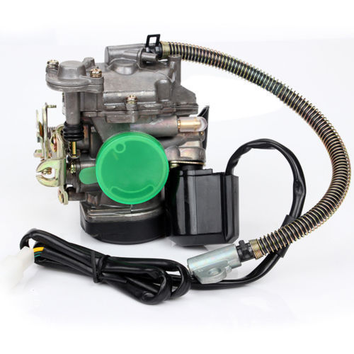 18mm PD18J CVK <font><b>Carburetor</b></font> For <font><b>GY6</b></font> 49cc <font><b>50cc</b></font> 60cc 80cc Scooter 139QMA 139QMB Taotao ATV KEIHIN Carb image