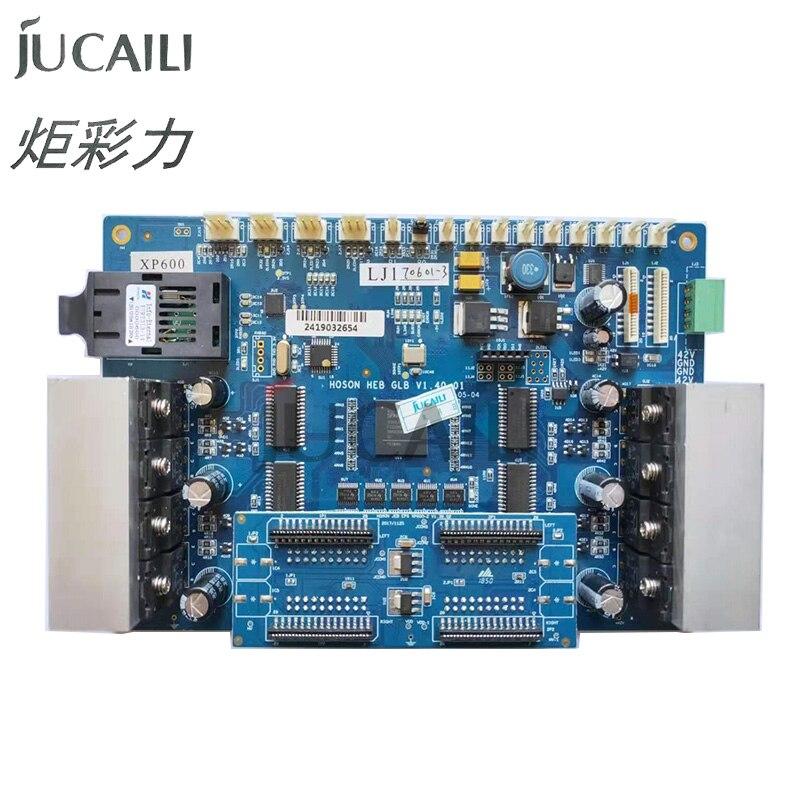 Jucaili imprimante hoson double tête chariot conseil pour Epson xp600 tête d'impression pour Xuli Allwin humain Twinjet imprimante tête conseil