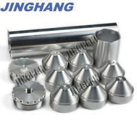 2X8 For NAPA 4003, WIX 24003 1/2 28 FUEL TRAP/SOLVENT FILTER 6061 T6 Aluminum Silver