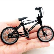 Zestaw mini-finger-bmx fani rowerów zabawka stop finger BMX funkcjonalny rower dziecięcy pełne rowerowe doskonała jakość Bmx zabawki prezent tanie tanio Metal CN (pochodzenie) bike none 110*80*30 Finger rowery 5-7 lat 8-11 lat Dorośli 12-15 lat 1 x Bike Toys alloy Alloy Finger BMX