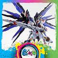 CMT в наличии MC MB SF Soul Blue ver с крылом света аниме игрушки фигурка металлическая рамка + ПВХ Броня