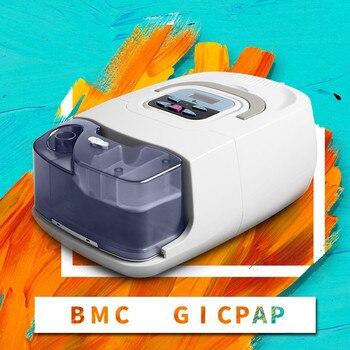 Doctodd GI CPAP Portable CPAP Respirator for Sleep Apnea OSAHS OSAS Snoring People W/ Nasal Mask Headgear Tube Bag