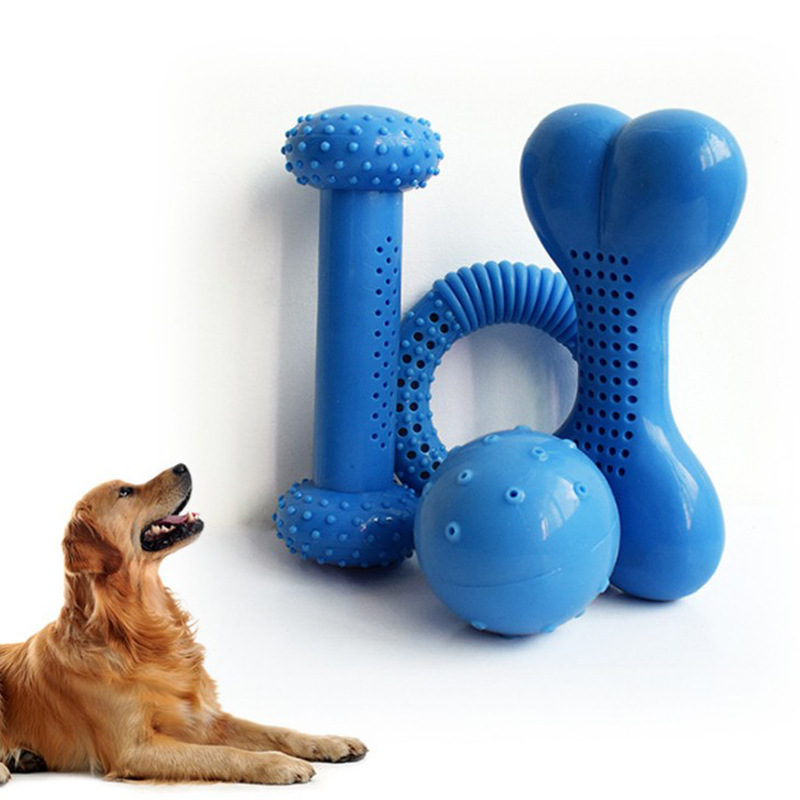 Pet products, toy water series, toys, molars, teeth cleaning, intelligence improving non-toxic tasteless safe and bite resistant