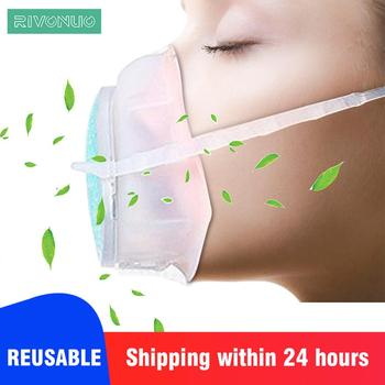 Reusable Washable Food Grade Smog Pollution Air Purifying Anti Pollution Mask Smoke Protection Flu Face Mouth Pm 2.5 N95 Mask
