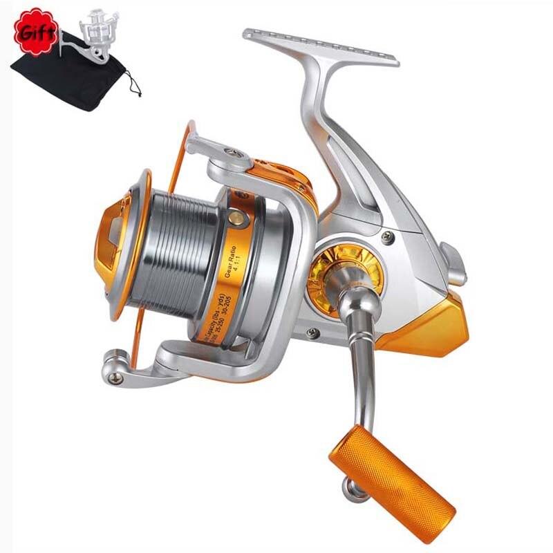 Fishing Reel 12+1BB Spinning Lure Wheel Saltwater Carp Bass Long Shot Casting