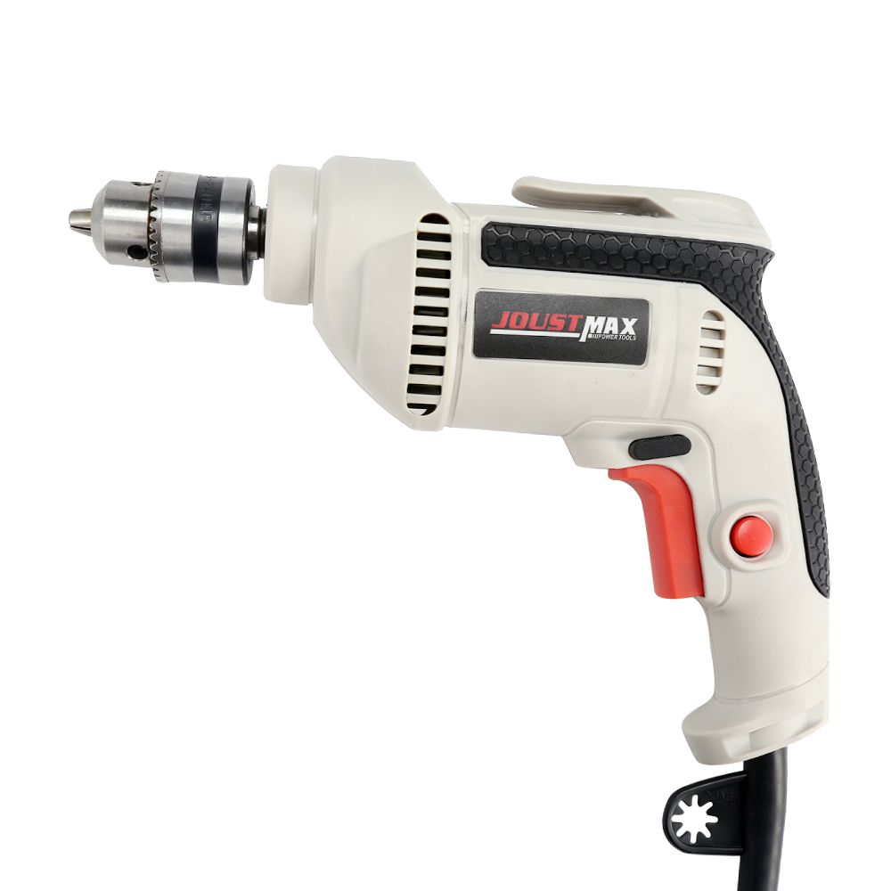 500W Multifunction Corded Electric Hand Drill Household Speed Regulating Electric Drill Drilling Wood Metal Plastic Power Tool