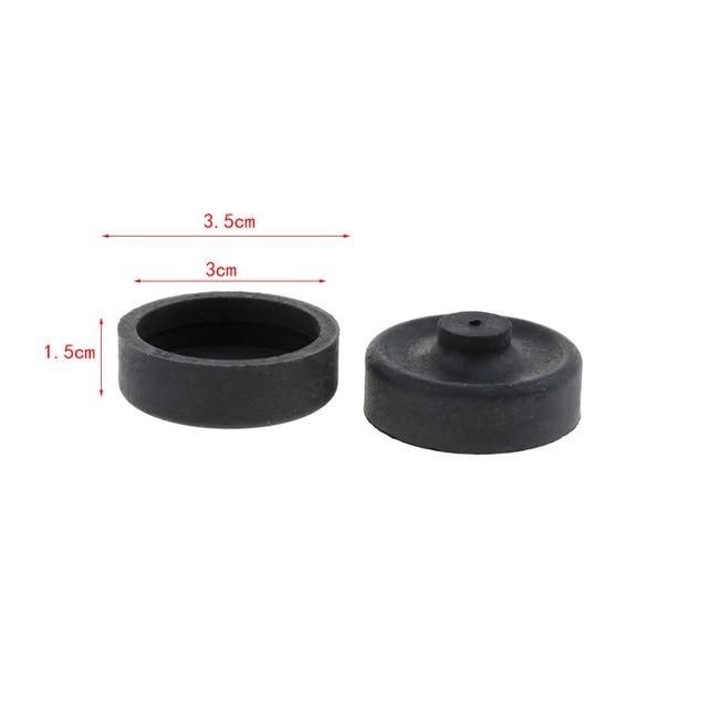 10 Pieces/set Air pump rubber accessories Aquarium Oxygen Pump Replacement Parts Accessories| Fish & Aquatic Supplies Parts|   -