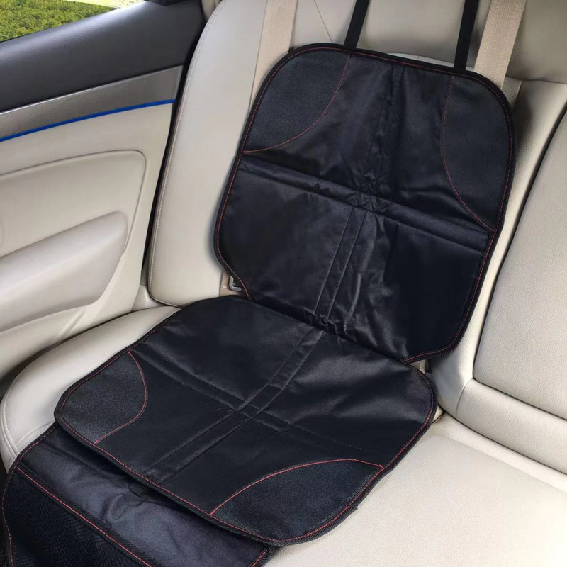 Car Protect Seats Anti-skid PVC Car Seat Protector Kids Baby Chairs Seat Protection Cushion Auto Seat Back Scuff Dirt Protector