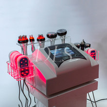 Vaccum cavitation body sliming machine fat removal massager anti-celullite body shaping device