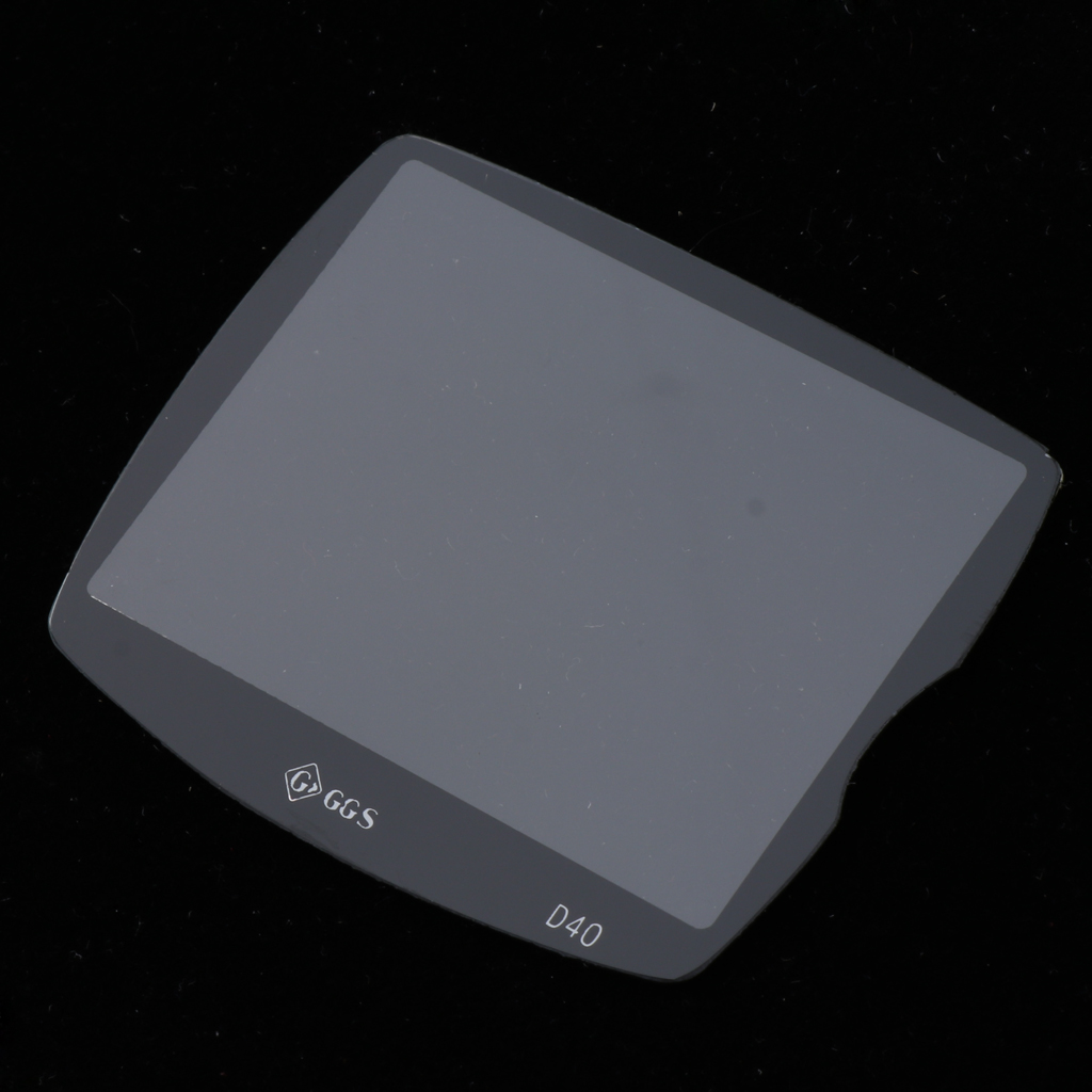 Anti-scratch DSLR LCD Screen Tempered Glass Protector For Nikon D40/D40x/D60