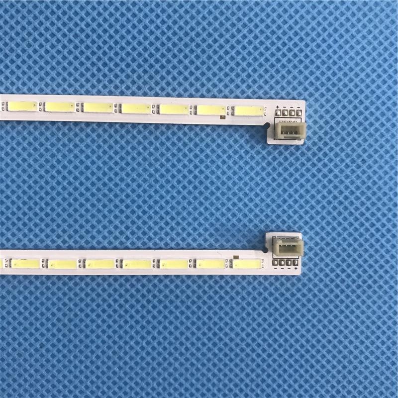 NEW 436mm For Samsung LED Backlight Strip 54 Lamp 2013CSR390 E51 7020 L/R54 REV0.1 121207 1317-09/10 3D20/26 Tv Parts High Light