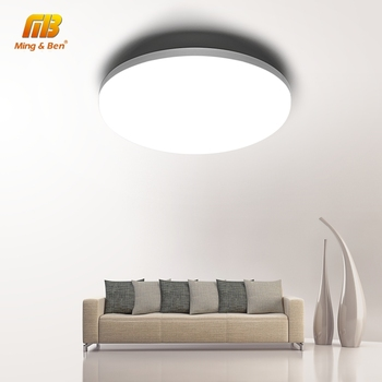 Ultra Thin LED Ceiling Lamp LED Modern Panel Light 48W 36W 24W 18W 9W 6W 85-265V Bedroom Kitchen Surface Mount Flush Panel Light 18w 24w modern led ceiling lights natural light surface mount ceiling lamp for living room led modern panel light bedroom