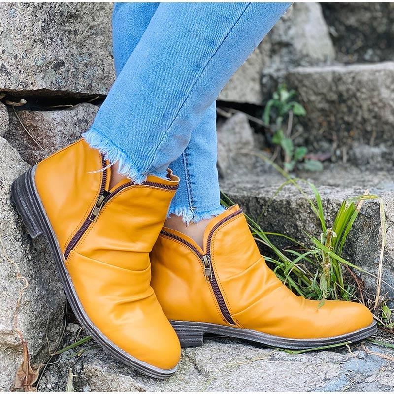 Women-Boots-Leather-Ankle-Boots-Flat-Shoes-Winter-Snow-Boots-Zipper-Retro-Punk-Boots-Ladies-Shoes. (4)