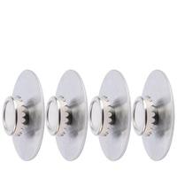 4 stücke Seife Halter Kreative Magnetische Seife Halter Badezimmer Wand Hängen Seife Saugnapf Rack Magnetische Seifenschale