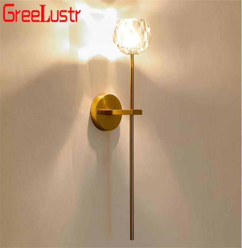arandela para o quarto decoracao casa lampada 03