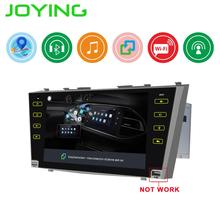 Andrid Car Radio Multimedia Player 2 din Car GPS Stereo for Toyota Camry Aurion 2007 2008 2009-2011 with Navigation Mirror Link стоимость