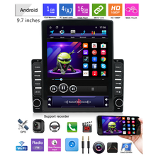 Multimedia-Player Radio-Receiver Screen Gps Stereo Android Car Big-Portrait Bluetooth
