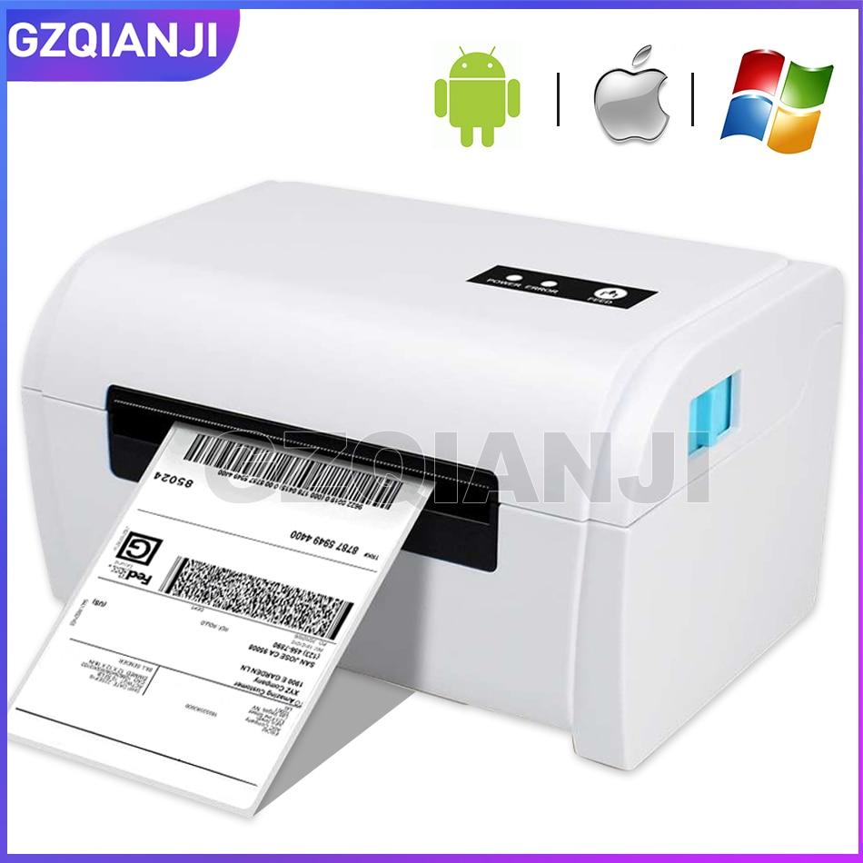 Desktop 4 inch waybills label Bar Code printer amazon aliexpress FBA DHL UPS Fedex label shipping Logistics printer Barcode Prin(China)