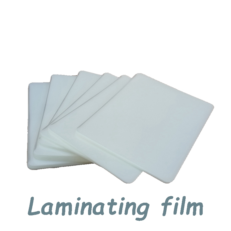 Advertisement & office Contract A3 and A4 size waterproof PVC protection card  laminating film