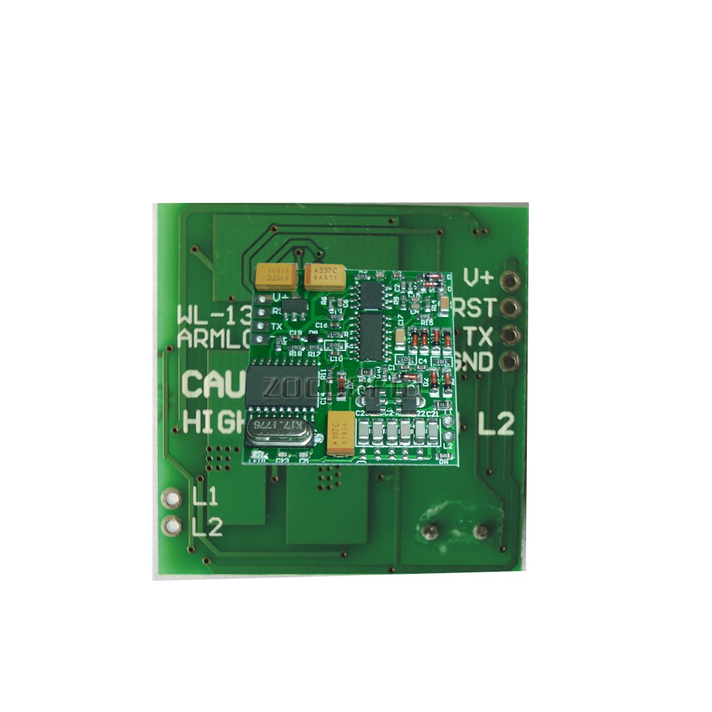 134.2K AGV RFID Animal Tag Reading Module Long Read EM4305 TTL FDX-B ISO11784//85