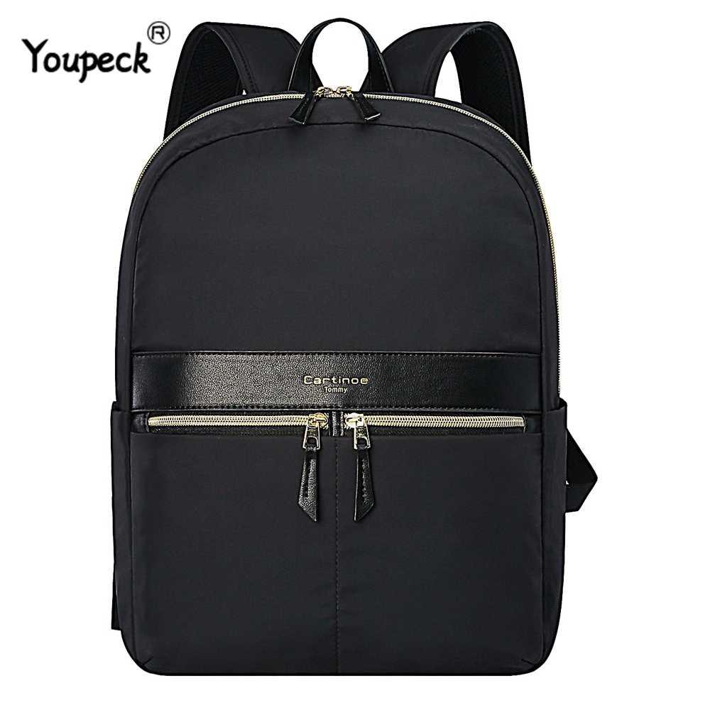 Dziewczyny modna torba na Laptop 14 Cal dla Macbook Pro 13 kobiety torba na notebooka 13.3 Cal plecak na laptopa dla Macbook Air 13