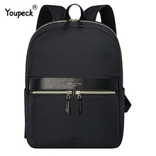 Kızlar moda Laptop çantası 14 inç Macbook Pro 13 için kadın Notebook çantası 13.3 inç Laptop sırt çantası kadınlar için Macbook Air 13