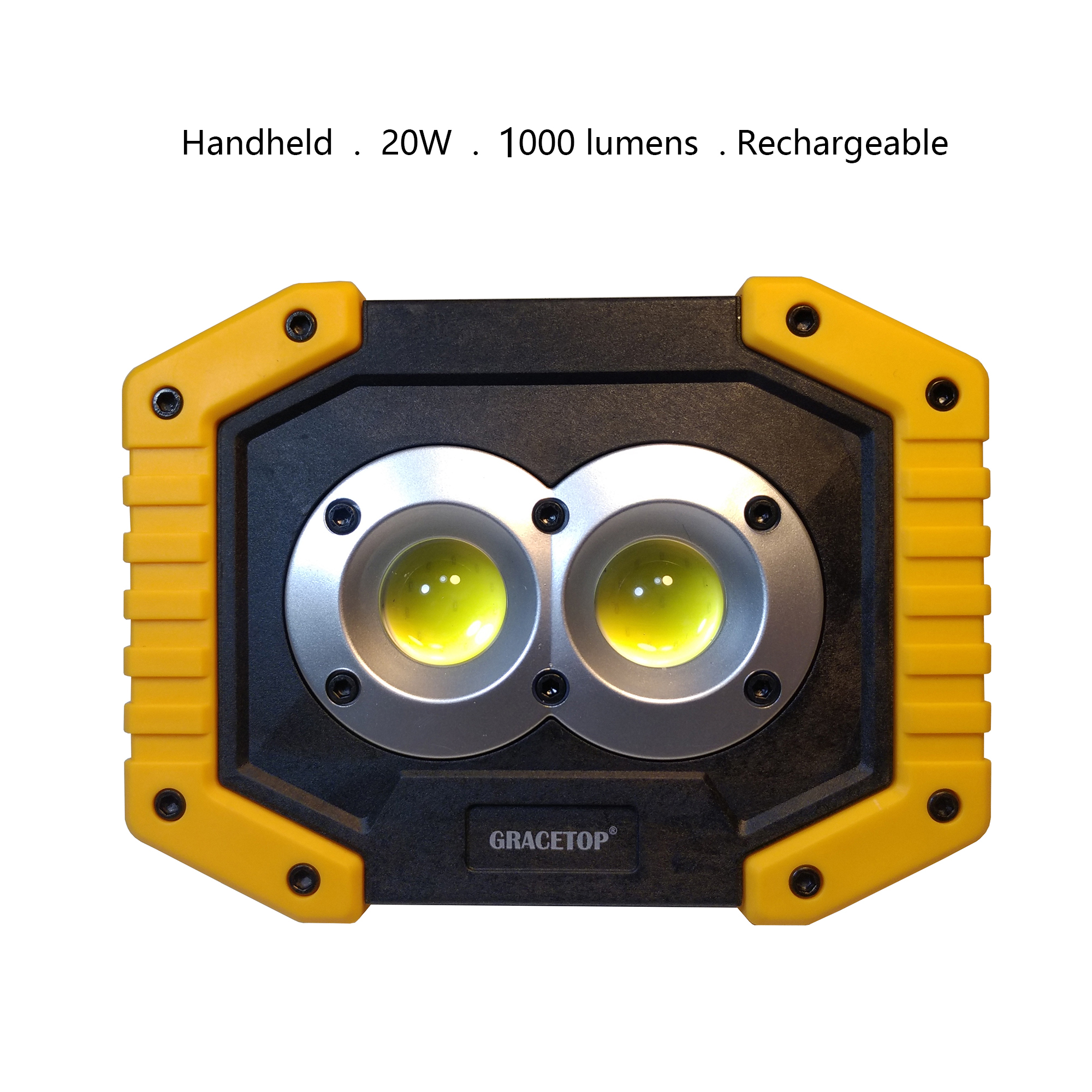 1000 Lumens Portable Led Spotlight