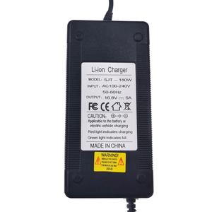 Image 5 - 14.4V 14.8V 5A DC 16.8V Three stages Lithium Battery Charger for14500/14650/17490/18500/18650/26500 Polymer lithium battery Pack