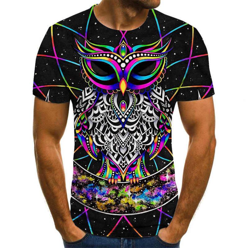 2020 sommer neue schwein muster druck shirt spaß T-shirt hip-hop kleidung kurzen ärmeln T-shirt straße kleidung 3d gedruckt T-shirt mich
