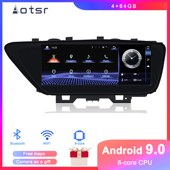 Android 9 Car DVD player GPS Navigation For Lexus ES200 ES350 ES300 ES250 2013-2017 Auto Radio stereo multimedia player headUnit