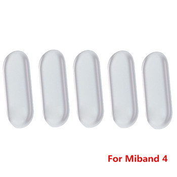 1/5/10Pcs Screen Protector Film For Xiaomi Mi Band 2/3/4 Smart Wristband Bracelet Full Cover Protective Films Not Tempered Glass 8