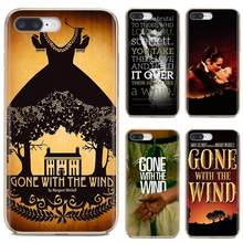 Phone Soft Cover For HTC One X9 M7 M8 A9 M9 M10 E9 Plus Desire 630 530 626 628 816 820 830 Vivien Leigh Gone With The Wind Movie(China)