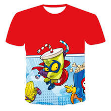 2021 Summer New Anime Cartoon Super War T-Shirt High-Quality Male And Female 3D Printed T-Shirt Casual Harajuku Style Street Top