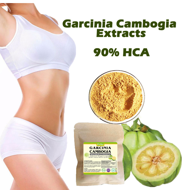 FiiYoo Pure Garcinia Cambogia Extracts 90% HCA Natural Herbs For Weight Loss Old Version Power