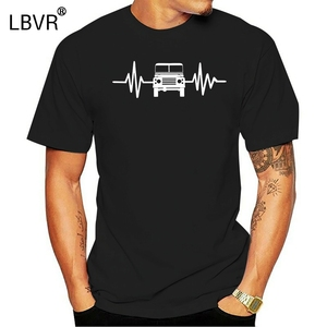Defenders T-Shirt 4X4 110 90 Svx Land Mens Funny Off Road Roading Rover Pulse Homme Plus Size Tee Shirt