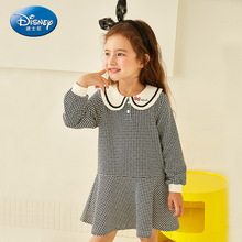 Disney Baby Dress Girl Knitted Sweet Autumn 2019 New Children Princess  Hoodie disney dress