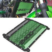Capa protetora para motocicleta kawasaki z400, proteção para grade do radiador, motor, para z400 z 400 2018 2019 2020, moldura, grade do radiador z400