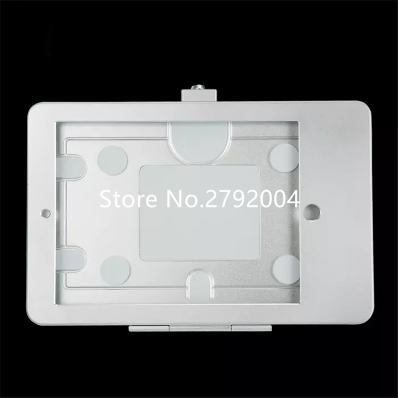 Face Recognition For Ipad Lock Box, Tablet Security Holder Aluminum Tablet Frame For Ipad Pro 9.7