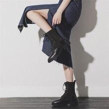 Jianbudan/Новые модные носки; Женские Осенние эластичные ботинки;