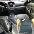 Für Toyota Camry XV40 2006 2011 Selbst Klebstoff Auto Aufkleber Carbon Faser Vinyl Auto aufkleber und Abziehbilder Auto Styling zubehör-in Autoaufkleber aus Kraftfahrzeuge und Motorräder bei
