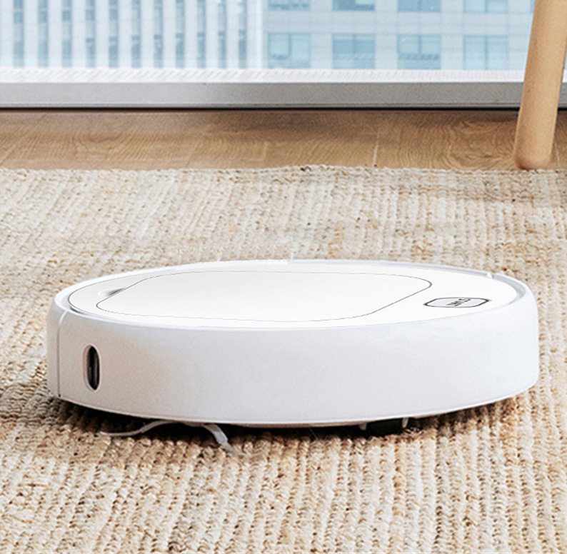 New Arrival Wireless Vacuum Cleaner Smart Robot Vacuum Cleaner For Home Auto Sweeper Floor Cleaning