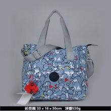 Luxo mensageiro kiple sacos à prova doriginal água original náilon ombro casual senhoras bolsa de viagem tote schoolbag feminino crossbody