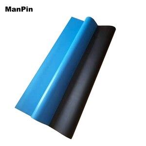 Image 3 - Tapis de travail antistatique de PVC tapis en caoutchouc de travail de bureau desd pour les outils électroniques de réparation de téléphone portable dentretien dordinateur portable de PC portable