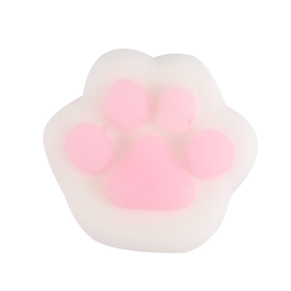 1pcs Cute Mini Squishy Toy Animal Ding-ding Cat Antistress Ball Squeeze Slow Rising Toy Soft Sticky Stress Relief Funny Gift Toy