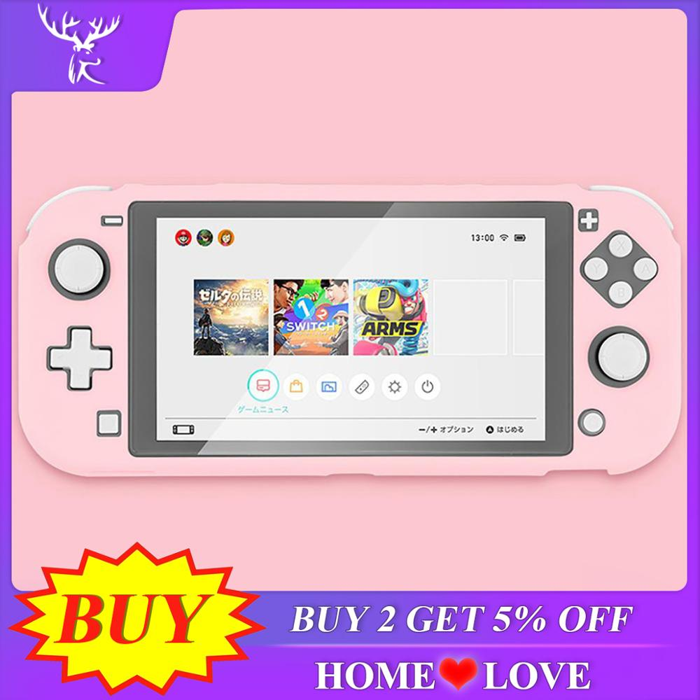 iBen Protective Case Shell For Switch Lite Cute PC Colorful Cover Tailored For Nintend Switch Lite Game Console(China)